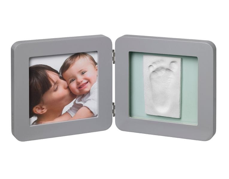BabyArt Rámeček Print Frame, Grey