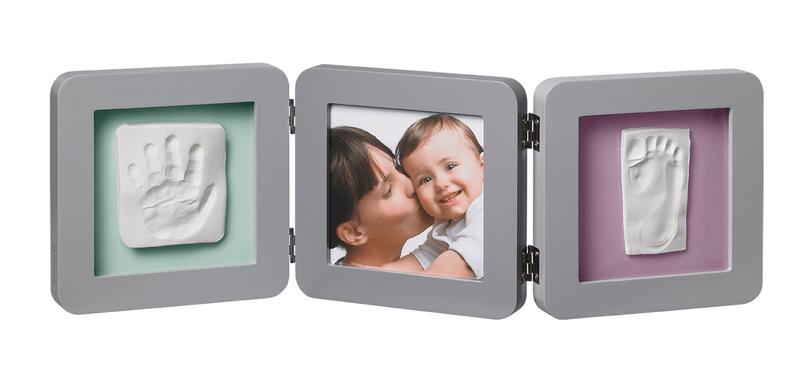 BabyArt Rámeček Double Print Frame, Pastel