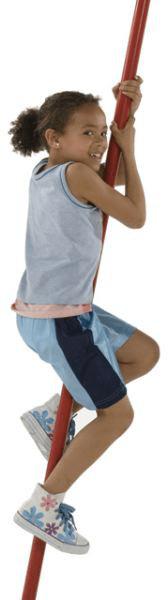 CUBS Šplhací tyč k dětskému hřišti