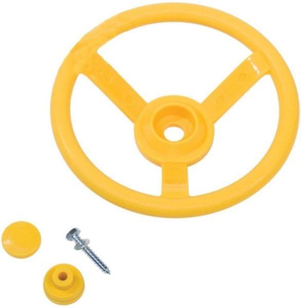 CUBS Volant k dětskému hřišti žlutá