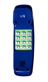 CUBS Telefon k dětskému hřišti modrá