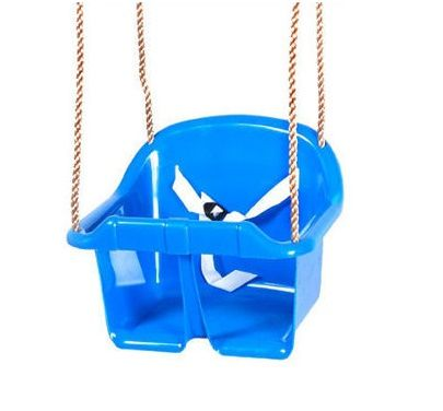 CUBS Houpačka Basic plastová modrá