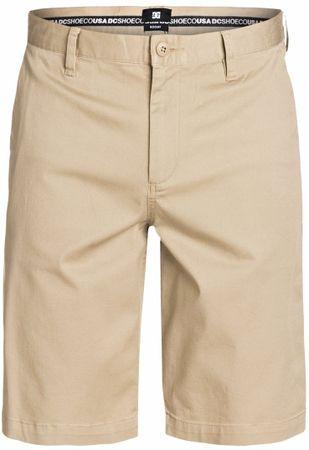 DC kratke hlače Worker Roomy 22 Short, moške, kaki, 30