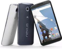 Motorola Nexus 6, bílá
