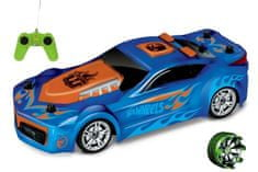 Hot Wheels avto na daljinsko vodenje Drift Rod, 1:24, moder