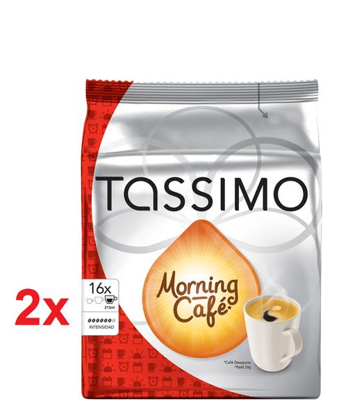 Bosch T-Disc Morning Cafe - 2x