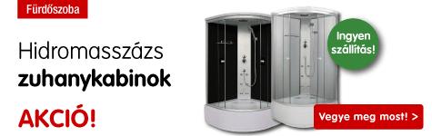 Sanotechnik zuhanykabinok