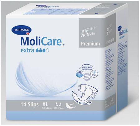 Hartmann plenice za inkontinenco Molicare Premium, XL, 14 kosov