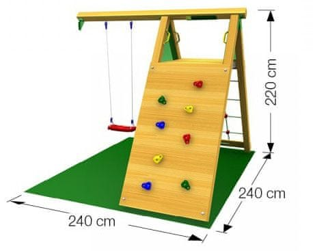 Jungle Gym Climb Module X'tra