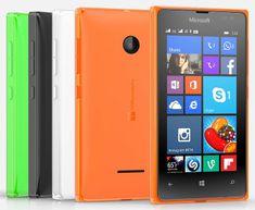 Microsoft Lumia 532 Dual SIM, černá
