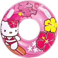Intex Plávací kruh Hello Kitty 97cm
