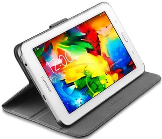 CellularLine Folio pro Samsung Galaxy Tab3 Lite, černé