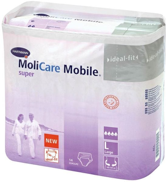 Hartmann Molicare Mobile Super Large 14 ks