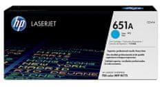 HP toner 651A (CE341A), 16.000 strani, Cyan