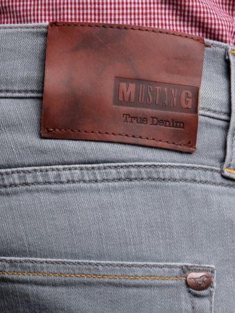 Mustang Oregon Tapered 3116 5385 33 34 šedá - Alternativy  dc67aca7d6
