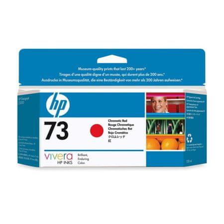 HP kartuša 73 (CD951A), 130 ml, Chromatic Red