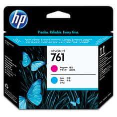 HP tiskalna glava 761 (CH646A), Magenta/Cyan