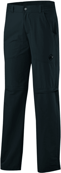 Mammut Hiking Zip Off Pants Men black 54