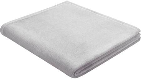 Biederlack odeja Orion Cotton, 150 x 200 cm, siva