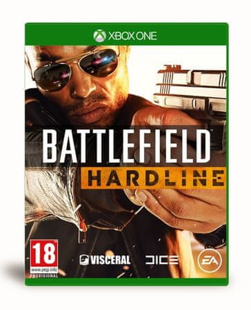 EA Games Battlefield Hardline / Xbox ONE
