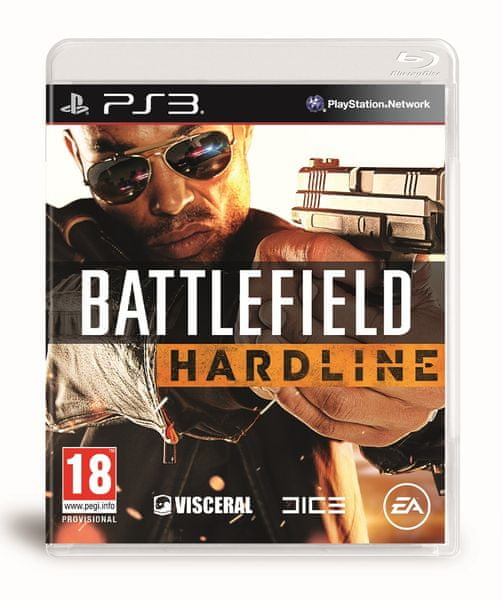 EA Games Battlefield Hardline / PS3