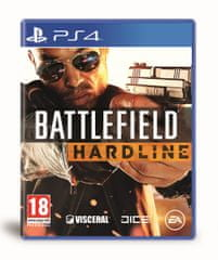 EA Games Battlefield Hardline (PS4)