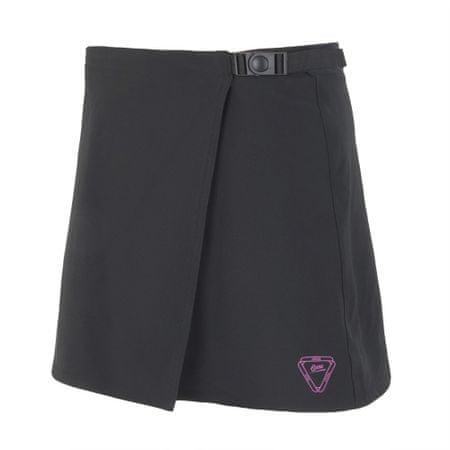 Sensor biciklistička suknja Luna, crna, XL