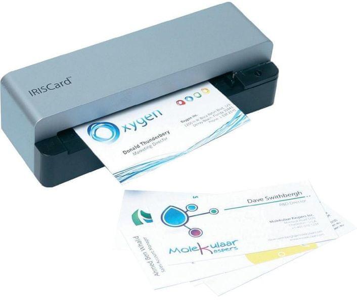 IRIScan Anywhere 5 - přenosný skener vizitek