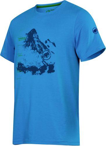 Mammut Creon T-Shirt Men imperial M  ea007c6e0a