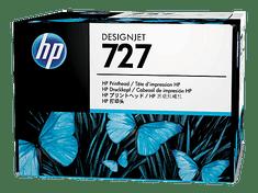 HP tiskalna glava 727 (B3P06A), 6-barvna