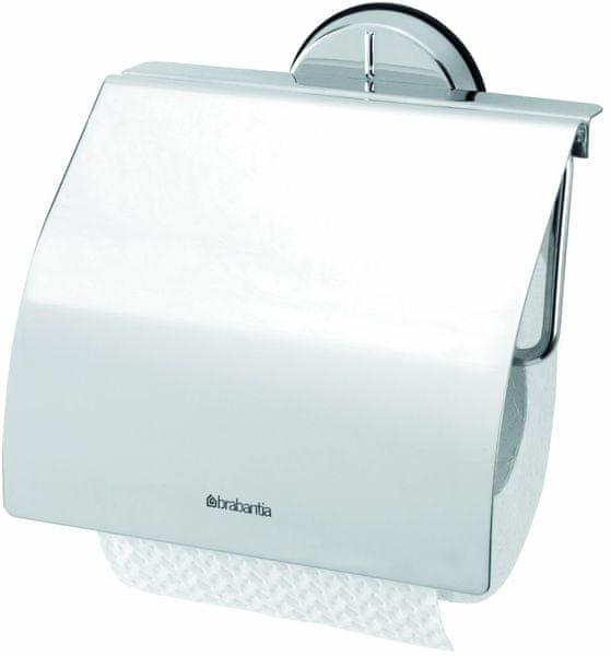 Brabantia Držák toaletního papíru Profile, Lesk