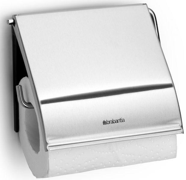 Brabantia Držák toaletního papíru Classic, Mat