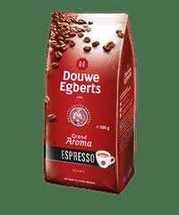 Douwe Egberts Kawa ziarnista Grand Aroma Espresso 500g