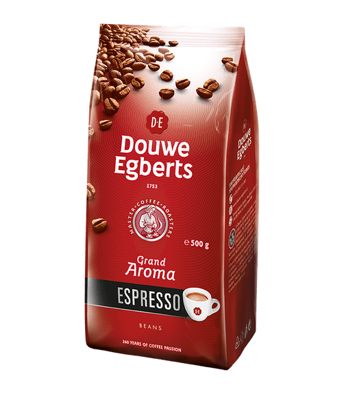 Douwe Egberts Grand Aroma Espresso zrno 500g