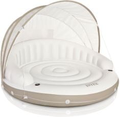 Intex napihljiva blazina s streho 58292