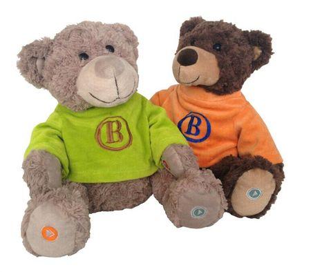 Modri Janko interaktivni medvedek pravljičar Benny
