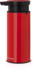 Brabantia Dávkovač na mýdlo, Červená - II. jakost