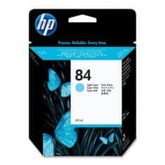 HP kartuša 84 (C5017A), 69 ml, Light Cyan