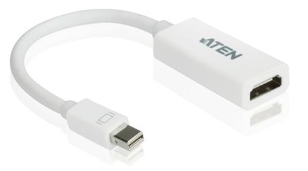 Aten adapter mini Dispalyport - HDMI + audio