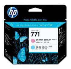 HP tiskalna glava 771 (CE019A), Light Magenta/Light Cyan