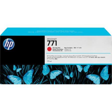 HP kartuša 771 (B6Y08A), 775 ml, Chromatic Red