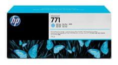 HP kartuša 771 (B6Y12A), 775 ml, Light Cyan