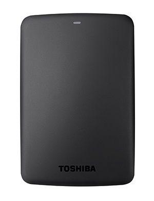 Toshiba zunanji trdi disk STOR.E Canvio Basic 500GB, črn