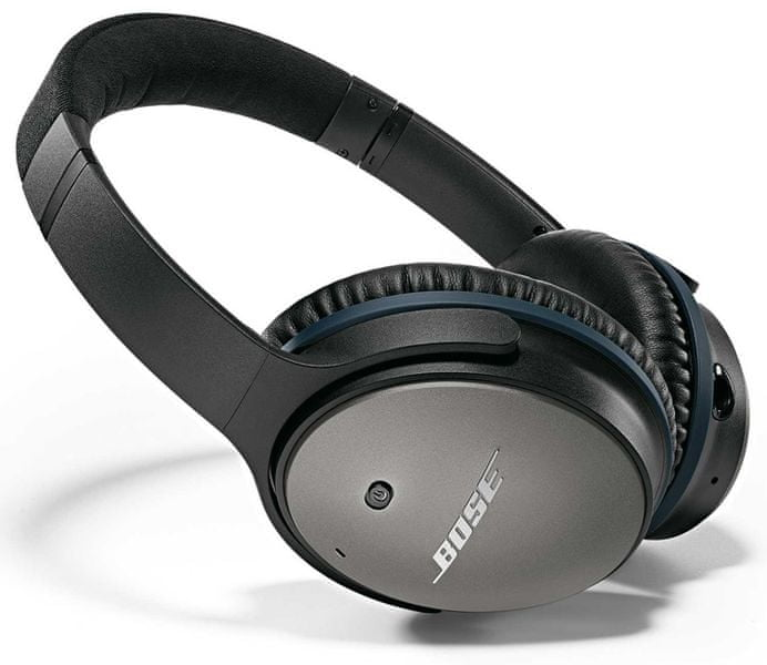 Bose QuietComfort 25 Apple (Black)