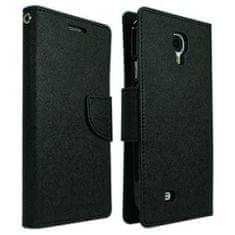Goospery preklopna torbica Fancy Diary Bookstyle za LG Nexus 6, črna