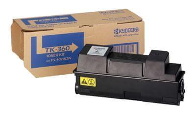 Kyocera toner TK-360, 20.000 strani, črn