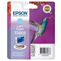Epson kartuša T0805 (C13T08054011), Light Cyan