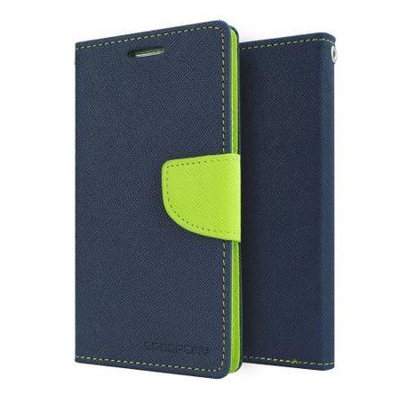 Goospery preklopna torbica Fancy Diary Bookstyle za SAMSUNG GALAXY A5 A500, rumena/modra