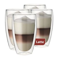 MAXXO Filiżanki do latte Maxxo DDG832 latte 4 szt.