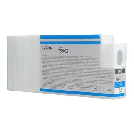 Epson kartuša T5962 (C13T596200), 350 ml, Cyan